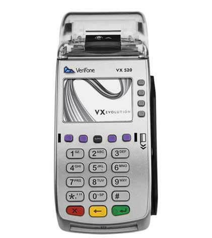 VX 520 Ballistic 3